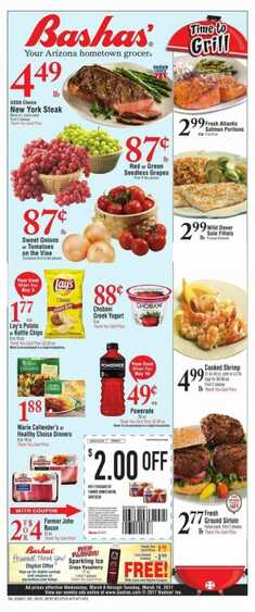 bashas weekly ad this week 3/13/2017